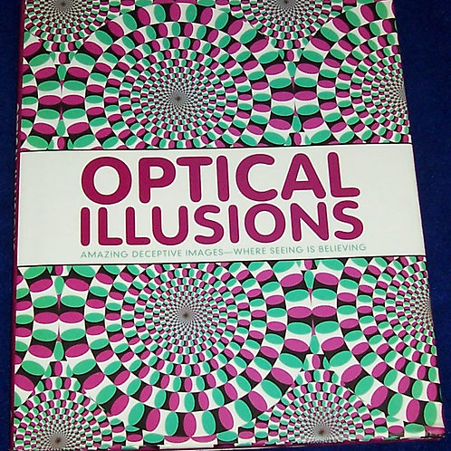 Optical Illusions Inga Menkhoff Book