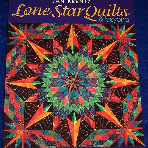 Lone Star Quilts & Beyond Jan Krentz Quilt Book