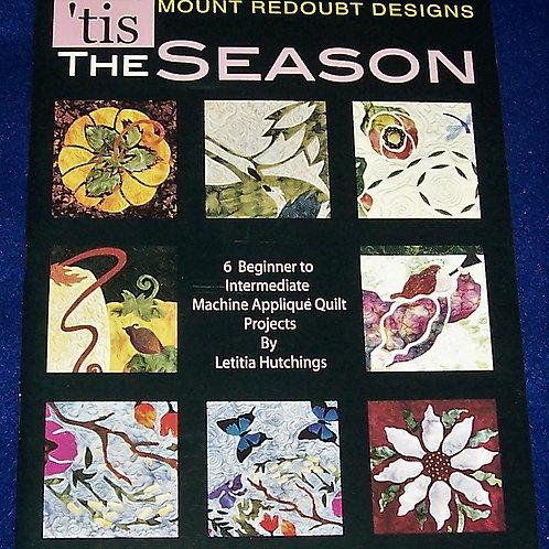Tis the Season Mount ReDoubt Designs Quilt Book