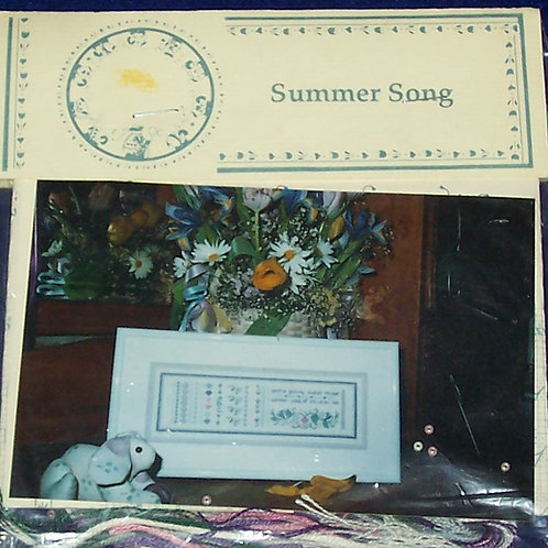 Cross Stitch Pattern Kit Shepherd's Bush Summer Song