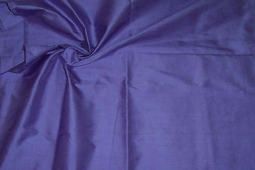 Silk Dupioni By the Piece Purple 2 Yards