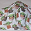 Thumbnail: Baby Yoda Reusable Fabric Face Mask 3 Layers Olson Style With Filter Pocket Nose