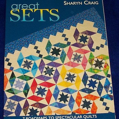 Great Sets Sharyn Craig Quilt Book