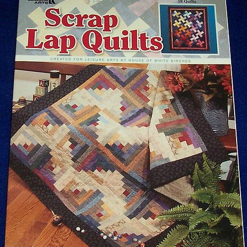 Scrap Lap Quilts Leisure Arts Quilt Book