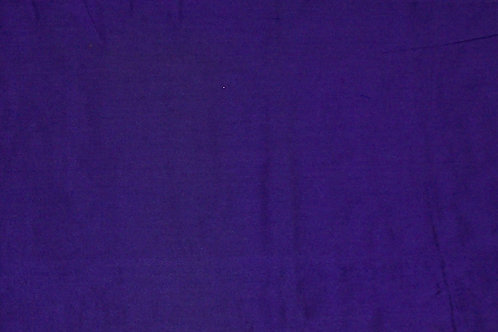 Silk or Silk Blend By the Piece Purple 1-1/8 Yards