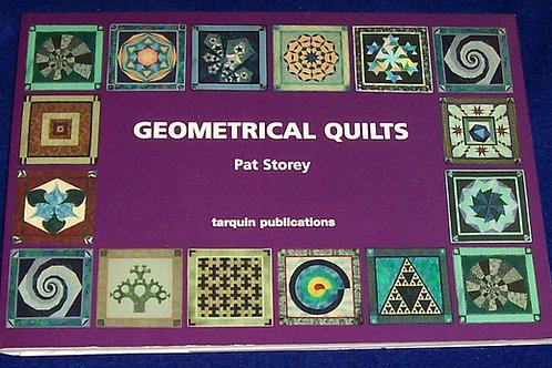Geometrical Quilts Pat Storey Quilt Book