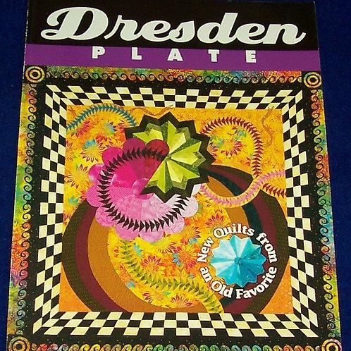 Dresden Plate AQS Quilt Book