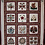Thumbnail: Brandywine Designs The Twelve Days of Christmas Quilt Patterns Complete Set