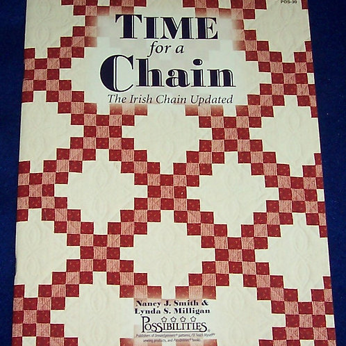Time for a Chain Nancy J. Smith Quilt Book