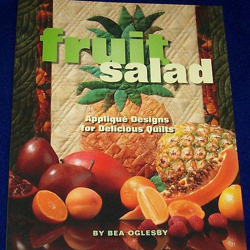 Fruit Salad Bea Oglesby Applique Designs Quilt Book