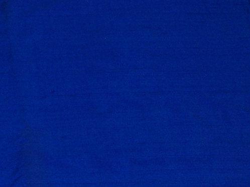 Silk Dupioni By the Piece Blue 1-3/8 Yards