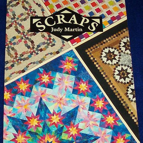 Scraps Judy Martin Quilt Book