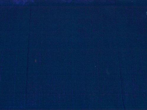 Silk Dupioni By the Piece Blue Purple 1-1/8 Yards