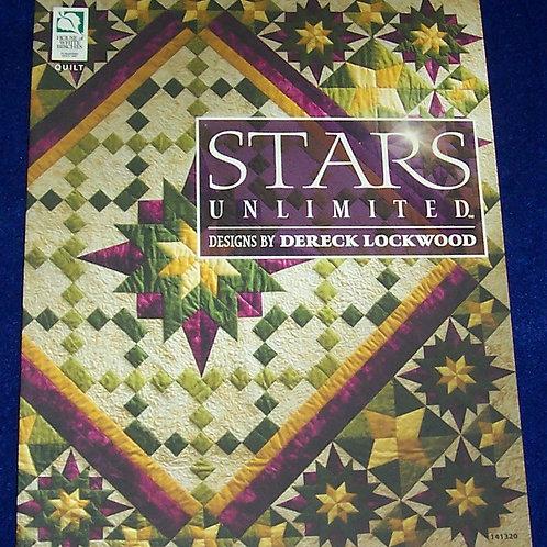 Stars Unlimited Dereck Lockwood Quilt Book