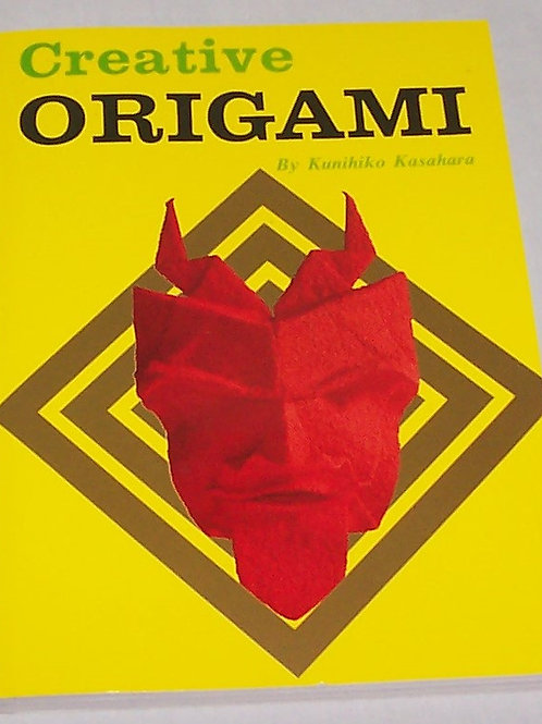 Creative Origami Kunihiko Kasahara Book
