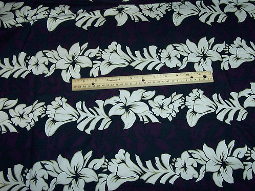 Printed Exclusively For Jo Ann Stores Hawaiian Look Fabric BTY *Clearance