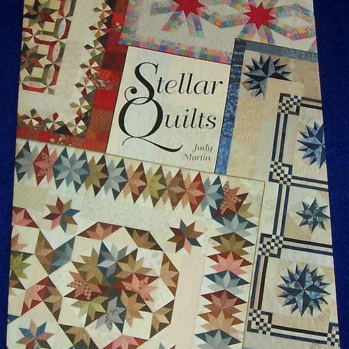 Stellar Quilts Judy Martin Quilt Book