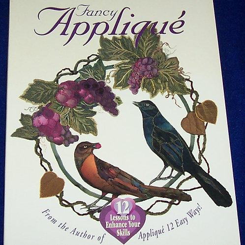 Fancy Applique Elly Sienkiewicz Quilt Book