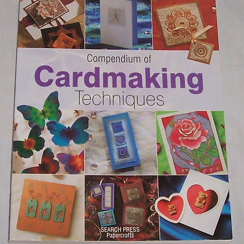 Compendium of Cardmaking Techniques Book