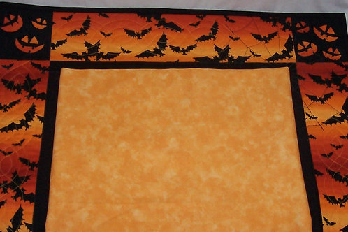Halloween Has Gone Batty Fabric Kit B See Other Color C & Main