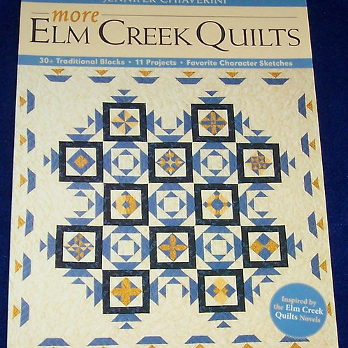 More Elm Creek Quilts Jennifer Chiaverini Quilt Book