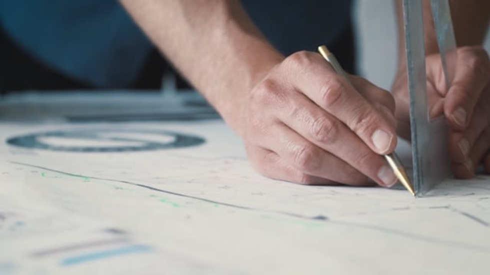 Boutique Primark - Du dessin à la réalisation