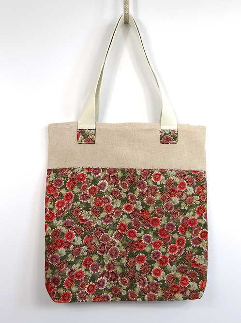 Tote bag chic - Lovely Daisies