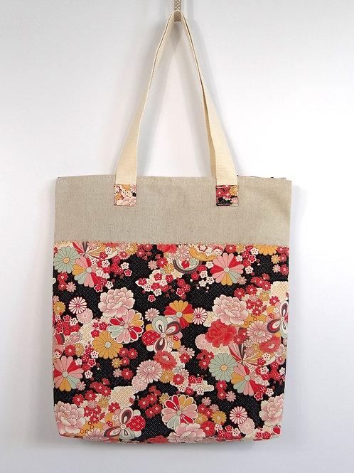 Tote bag chic - Blossom