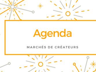 Agenda - Mon autre monde