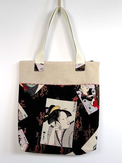 Tote bag chic - Estampe