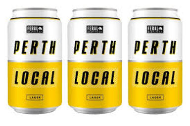 Feral Beer Cans 4 Packs (375ml)
