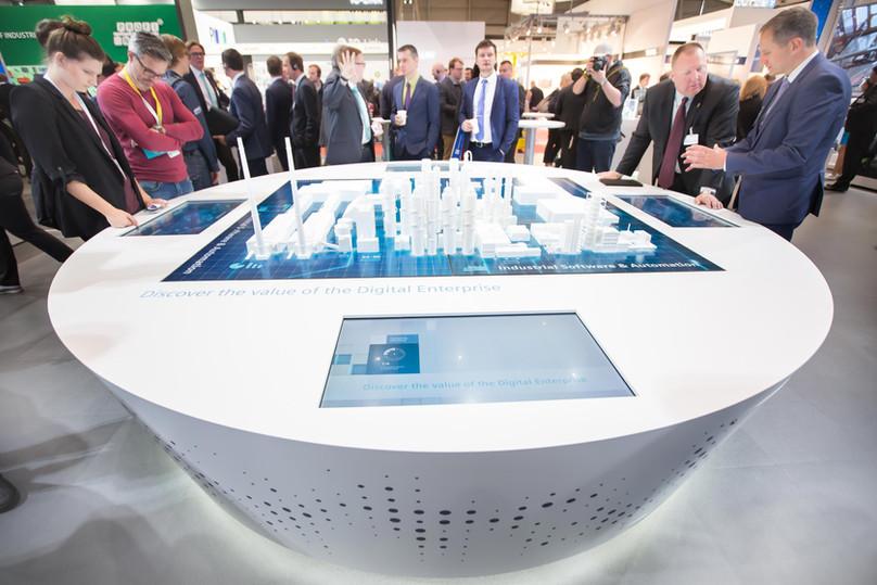 Siemens HMI 2017