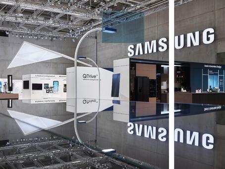 easymatch – Messeaufbau für Samsung auf der IFA 2018 revolutioniert