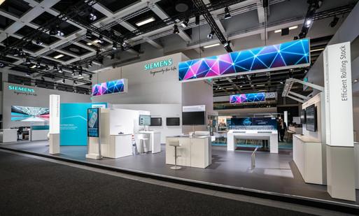 Siemens Innotrans 2018
