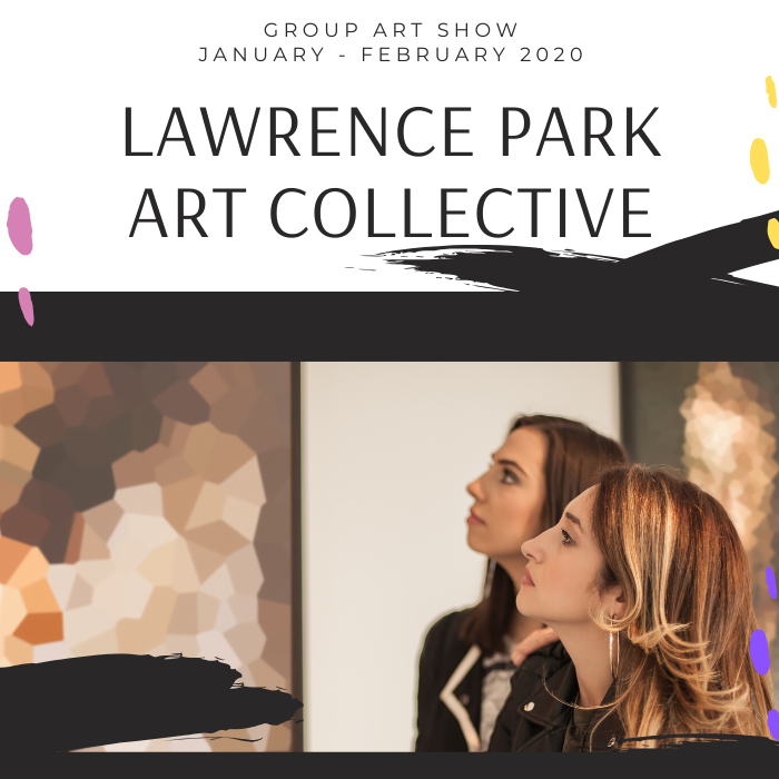 GROUP ART SHOW - JANUARY-FEBRUARY 2020