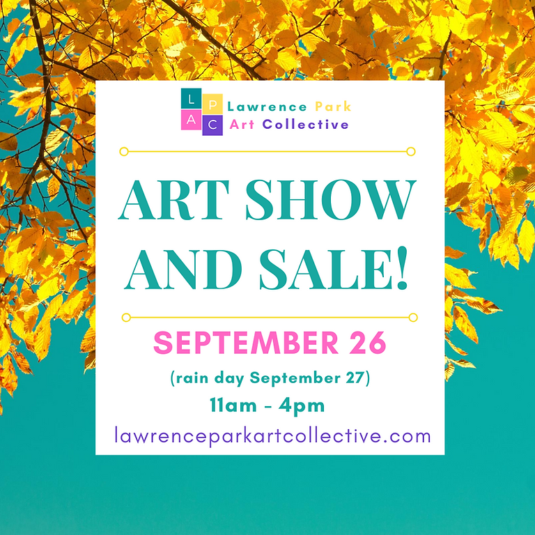 Fall Art Show & Sale