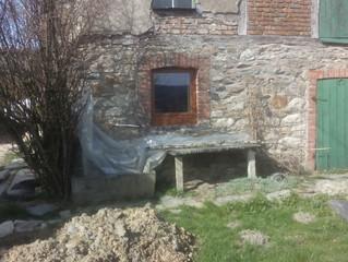 Des portes et fenêtres dans la boulangerie
