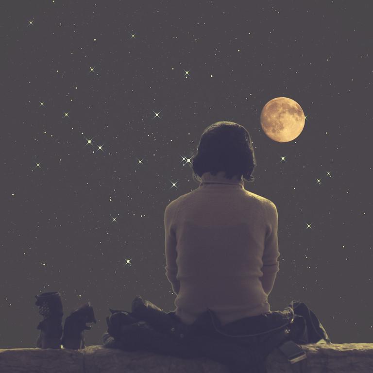 Full Moon Meditation October (Aries)
