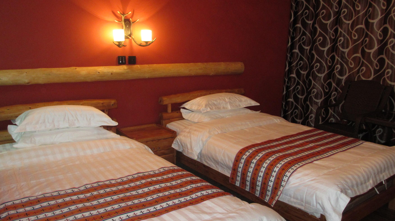 Nirvana twin room
