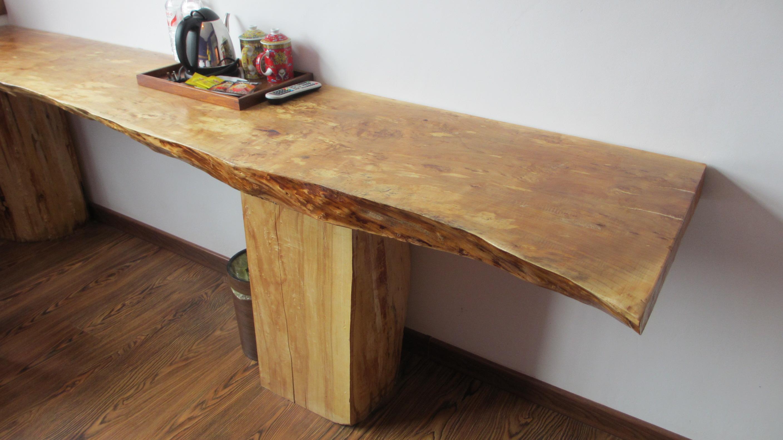 Nirvana wooden table