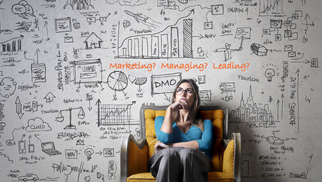 What's the Key Purpose of a DMO Today? Marketing? Managing? Leading?