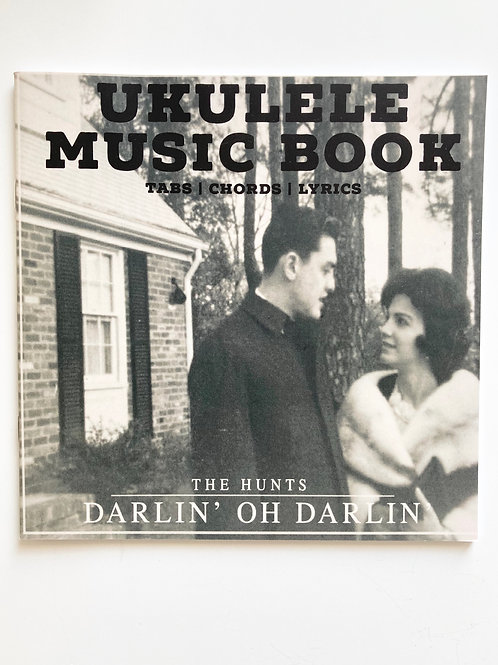 E-BOOK UKULELE -DARLIN' OH DARLIN'