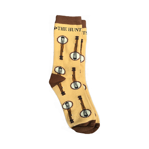 HUNTS BANJO SOCKS