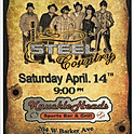4/14-  Steel Country live at KnuckleHeads
