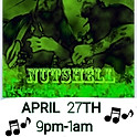 4/27-  NUTSHELL live at KnuckleHeads