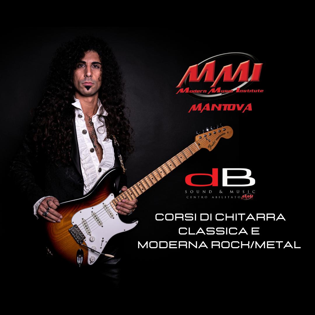 Lezioni di chitarra MMI Mantova