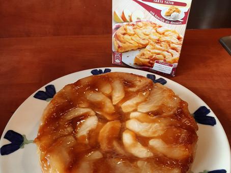 Elisa probeert: omgekeerde appeltaart van Koopmans.