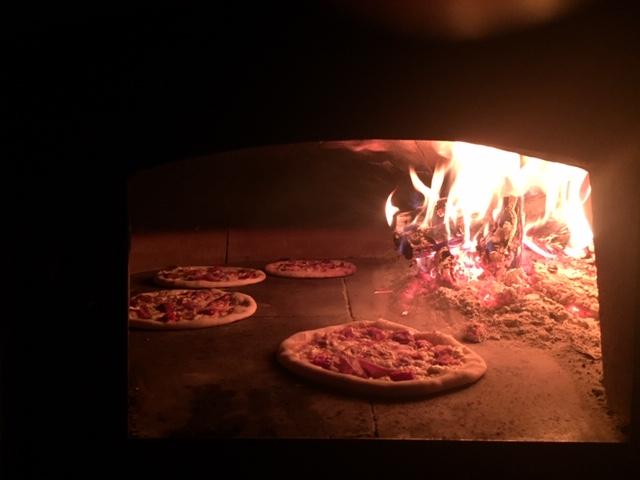 Mandala Pizza