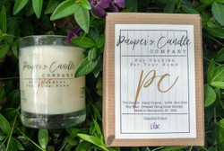 pauper's candles