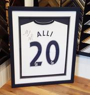 Signed Alli Football Shirt